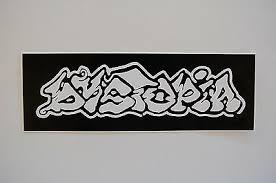 Mf Doom Vinyl Decal Sticker For Car Truck Window Laptop Rap Hip Hop Victorvaughn 2 29 Picclick Uk