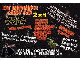 10 X Star Wars Fiesta De Cumpleanos Invitaciones