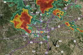 stormy san antonio radar maps