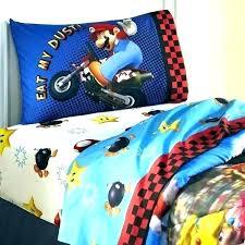 mario bros bedding homiee