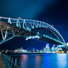 sydney harbor bridge wallpaper for