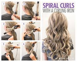 how to curl your hair 6 diffe