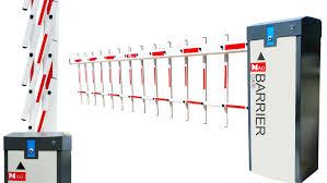 Br660t Fe Mag Fence Arm Barrier Gate Magnet Security