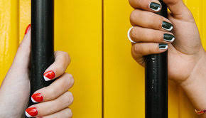 best nail shape for your fingers