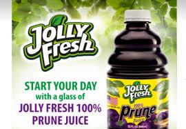 jolly fresh 100 prune juice