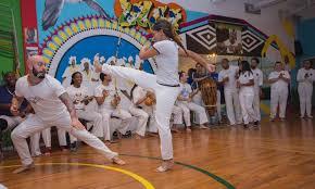 capoeira guerreiros bergen county up