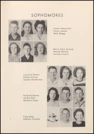 Index of Names L-M for the 1938-1979 Bryson TX School Yearbooks