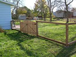 Home Depot Fence Top Rail Chain Link Fence Fence Decor Black Chain Link Fence