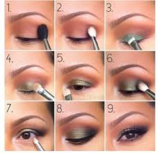 how to apply eye makeup perfectly