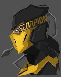 scorpion character mortal kombat