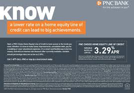 pnc bank home equity loan