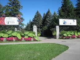 foto de montreal botanical gardens
