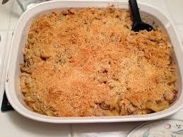Retro Tuna Noodle Casserole