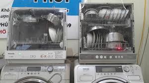 2 Loại máy rửa bát nhật nội địa bãi có thể mua