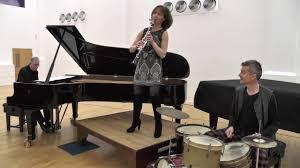 Emma Johnson, John Lenehan & Paul Clarvis perform Wang Wang Blues ...