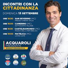 Francesco Acquaroli (@AcquaroliF)