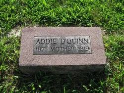 Addie Wallace O'Quinn (1871-1919) - Find A Grave Memorial