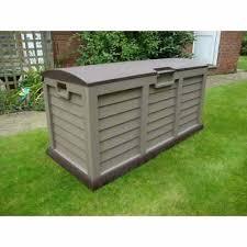 outdoor garage garden storage box