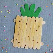 Leprechaun Craft Kid S Popsicle Stick Project Darice