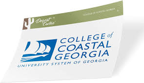 Amazon Com College Of Coastal Georgia Mariners Ncaa Vinyl Decal Laptop Water Bottle Car Scrapbook Sticker 9 Arts Crafts Sewing