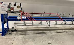Railing Jig From Forster Swivels 360 Degrees For Welding Fencing Railing