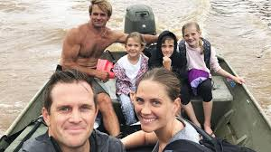 Surfer Laird Hamilton Personally Rescues Vacationing Family ...