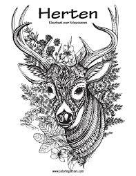 Amazon Com Herten Kleurboek Voor Volwassenen 1 Volume 1 Dutch