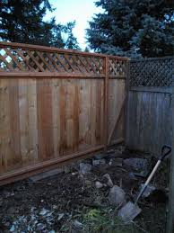 How To Fill An Awkward Gap In Your Fence Line Outdoor Decor Backyard Fence