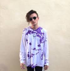 gnash- my new favorite. I love all of his songs so far   Tie dye ...
