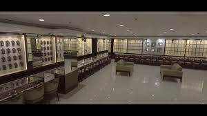 jewellery showroom of malabar gold