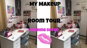 how to create a makeup room