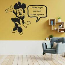 26 Letter Mickey Minnie Mouse Mini Wall Decals Sticker Home Kids Room Decor Uk Home Garden Children S Bedroom Sports Decor Decals Stickers Vinyl Art Ayianapatriathlon Com