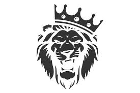 Dawasaru Lion Wearing A Crown Of Kings Rights Car Decal For Car Trunk Lip Decoration Hot Selling Personality Car Sticker 13 9cm Car Stickers Aliexpress