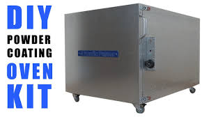 diy powder coating oven kit embly
