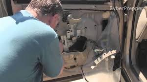 how to repair replace car window motor