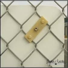 Chainlink Fence Mounting Brackets Direct Sign Mounts Wall Mount Functional Brackets Functional Brackets Sign Brackets And Supplies Sign Company Supply