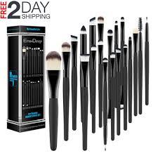 cosmetic makeup brush set eyeshadow