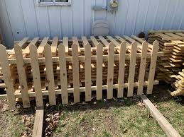 Fence Panel Manufacturer Cedar Picket Pvc Fencing Installed Fruitport Mi
