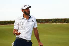 Dustin Johnson Talks Capital One's The Match, All-Time Best ...