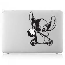 Lilo Stitch Laptop Macbook Vinyl Decal Sticker