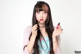makeup tutorial tokyo fashion news