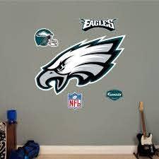 Shop Fathead Philadelphia Eagles Logo Wall Decal Overstock 9252087