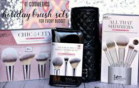 it cosmetics holiday brush sets for