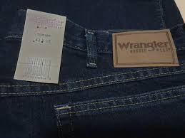rugged wear relaxed fit jeans