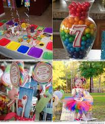 candyland birthday party supplies