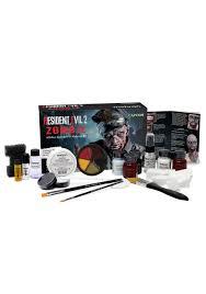 zombie all pro resident evil 2 makeup kit