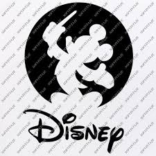 Disney Svg Files - Mickey Mouse Svg Design - Disney Characters ...