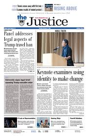 The Justice, February 7, 2017 by The Justice - issuu