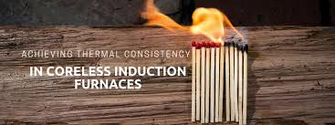 coreless induction furnaces