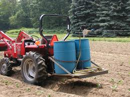 3 point tractor platform huckins forge